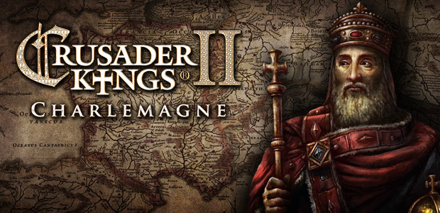 Crusader Kings II: Charlemagne - Cover / Packshot
