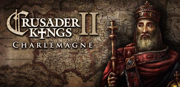 Crusader Kings II: Charlemagne - Cover / Packshot