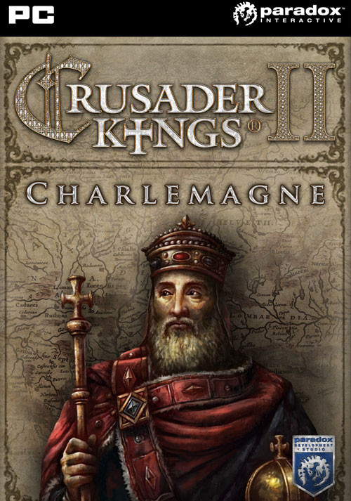Crusader Kings II: Charlemagne - Cover