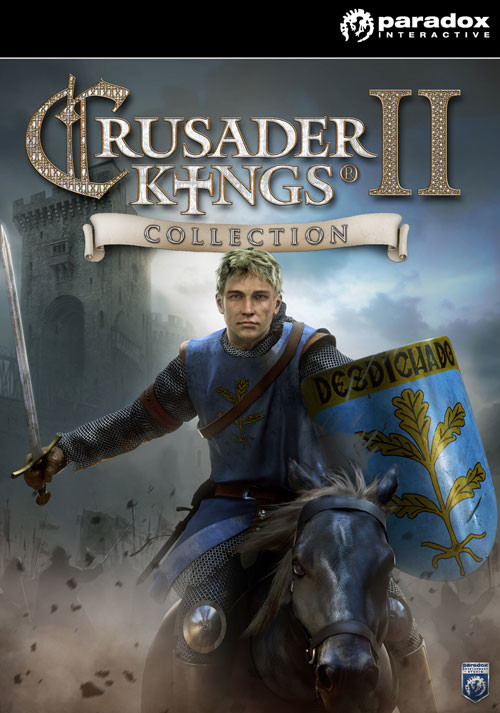 Crusader Kings II Collection - Cover
