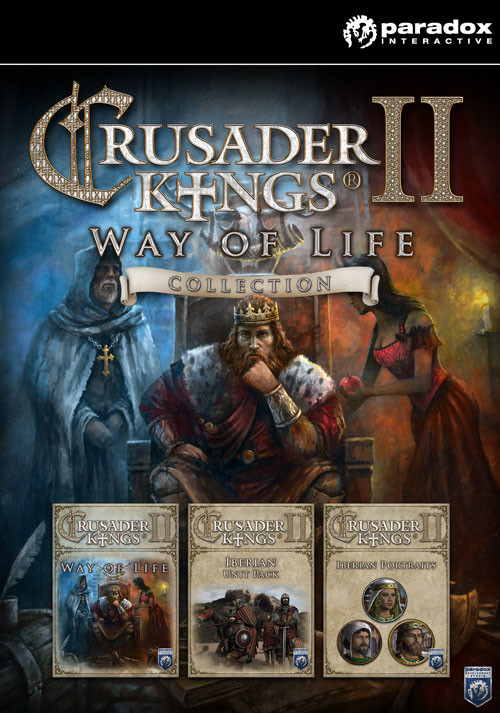 Crusader Kings II: Way of Life Collection - Packshot