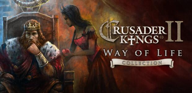 Crusader Kings II: Way of Life Collection - Cover / Packshot