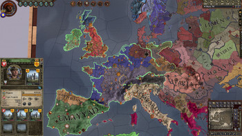 Screenshot1 - Crusader Kings II: Horse Lords