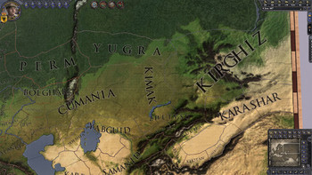 Screenshot4 - Crusader Kings II: Horse Lords