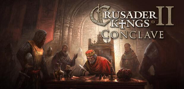 Crusader Kings II: Conclave - Cover / Packshot
