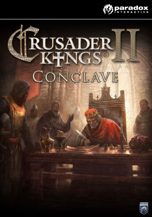 Crusader Kings II: Conclave - Packshot