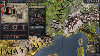 Screenshot1 - Crusader Kings II: Conclave