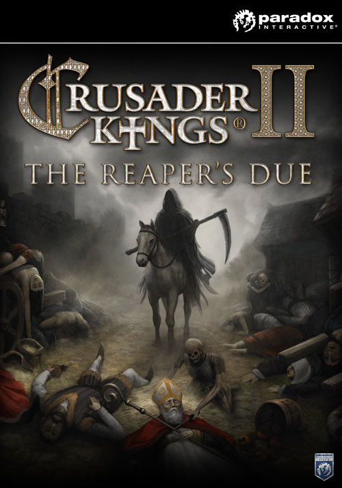 Crusader Kings II: The Reaper's Due - Cover