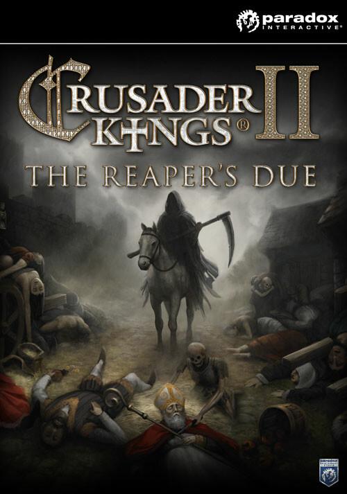 Crusader Kings II: The Reaper's Due - Cover