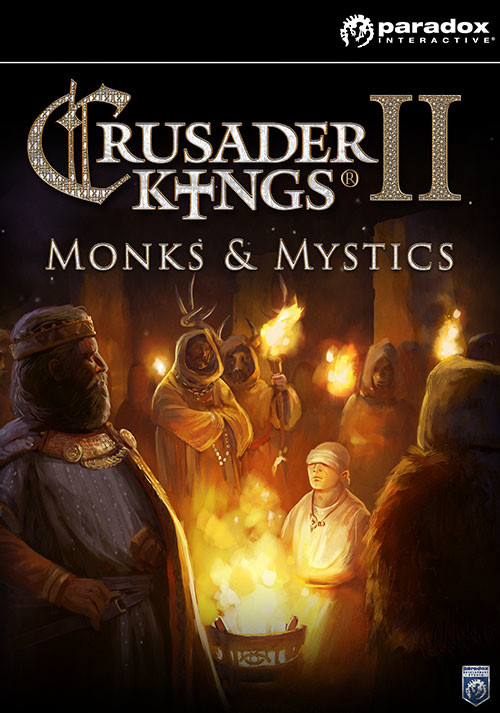 Crusader Kings II: Monks & Mystics - Packshot