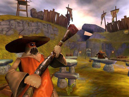 Screenshot1 - Rayman 3