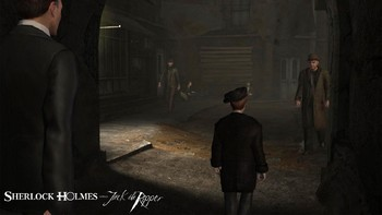 Screenshot2 - Sherlock Holmes versus Jack the Ripper
