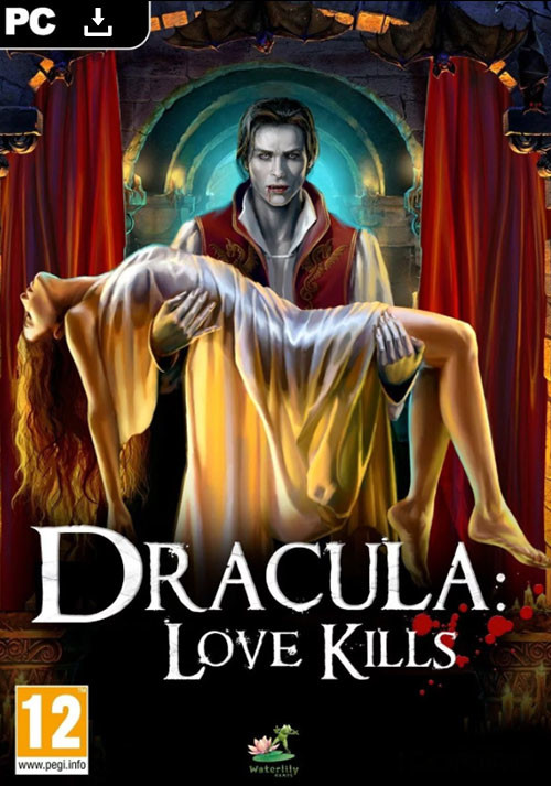 Dracula: Love Kills - Cover