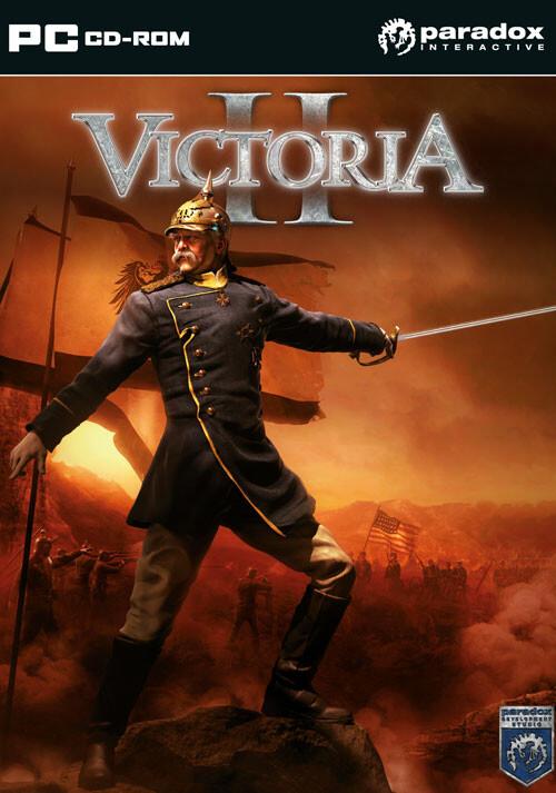 Victoria II - Cover / Packshot