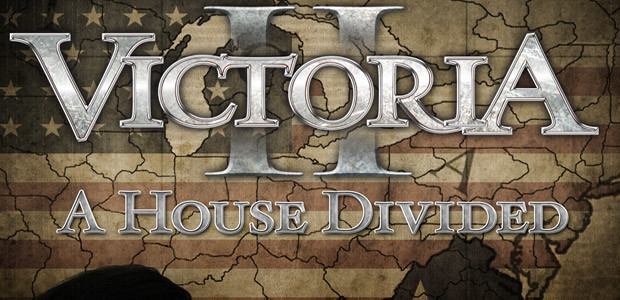 Victoria II: A House Divided - Cover / Packshot