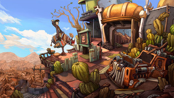 Screenshot1 - Deponia