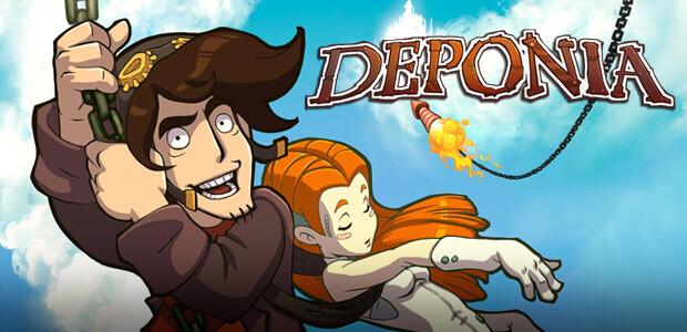 Deponia - Cover / Packshot
