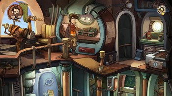 Screenshot5 - Deponia: The Complete Journey