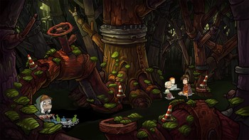 Screenshot1 - Deponia: The Complete Journey