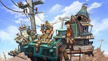 Screenshot4 - Deponia: The Complete Journey