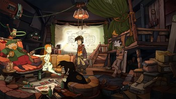 Screenshot3 - Deponia: The Complete Journey