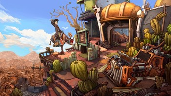 Screenshot1 - Daedalic Adventure Bundle