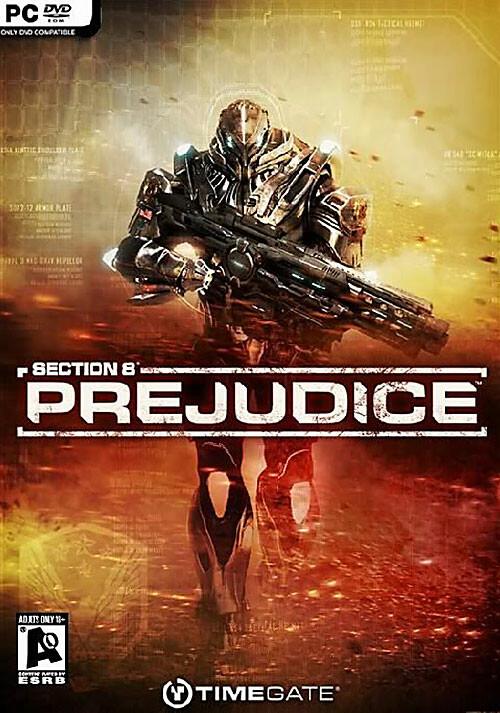Section 8: Prejudice - Cover / Packshot