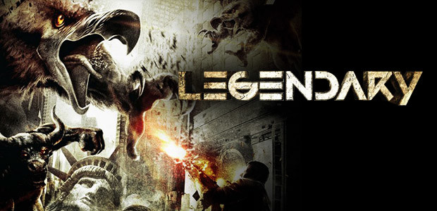 Legendary - Cover / Packshot