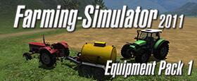 Farming Simulator 2011 - Equipment Pack 1 (Giants)