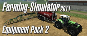 Farming Simulator 2011 - Equipment Pack 2 (Giants)