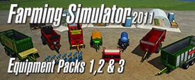 Farming Simulator 2011 - DLC Pack (Giants)