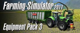 Farming Simulator 2011 - Equipment Pack 3 (Steam)