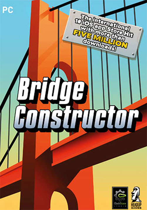 Bridge Constructor - Cover / Packshot