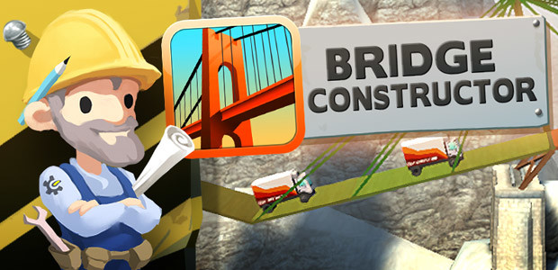 Bridge Constructor - Cover / Packshot