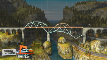 Screenshot3 - Bridge Constructor Trains - Expansion Pack