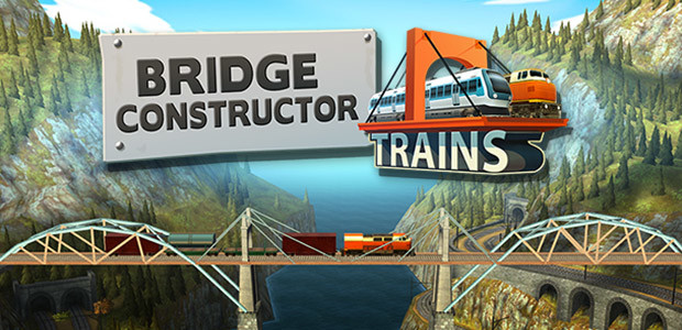 Bridge Constructor Trains - Expansion Pack - Cover / Packshot