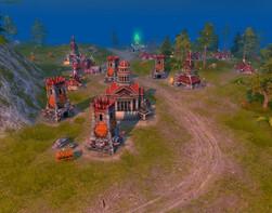 Screenshot2 - Majesty 2 Collection