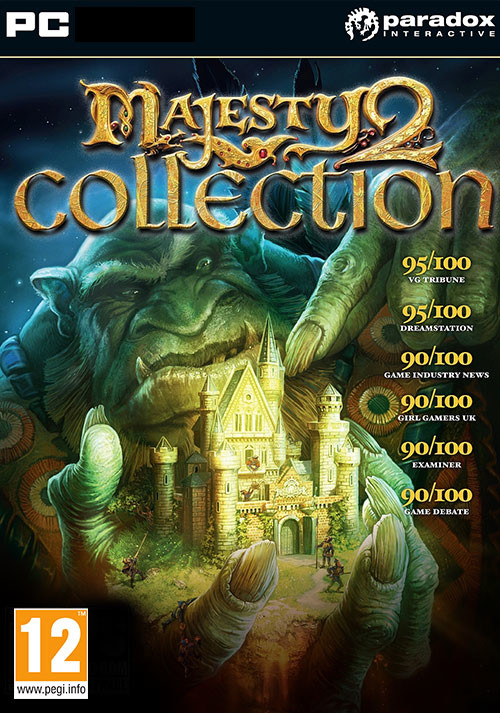 Majesty 2 Collection - Cover / Packshot