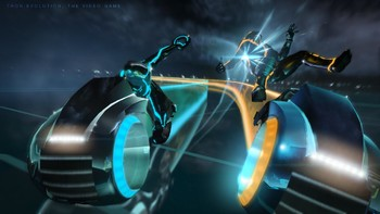 Screenshot1 - TRON: Evolution