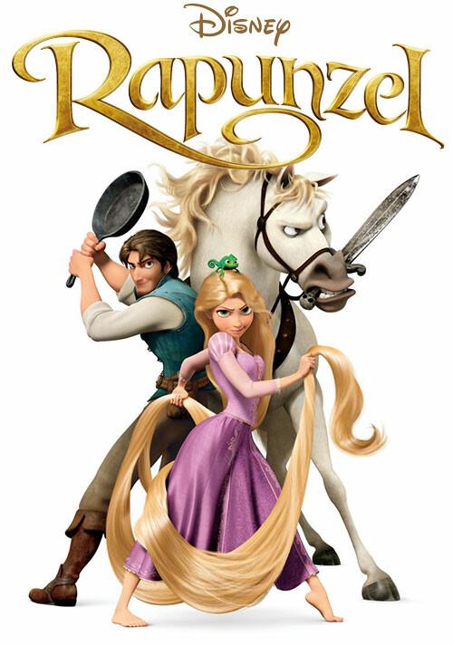Rapunzel: Neu Verföhnt - Cover