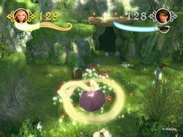 Screenshot1 - Rapunzel: Neu Verföhnt