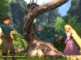 Screenshot2 - Rapunzel: Neu Verföhnt