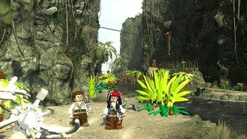 Screenshot2 - LEGO Pirates Of The Caribbean