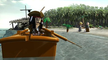Screenshot3 - LEGO Pirates Of The Caribbean