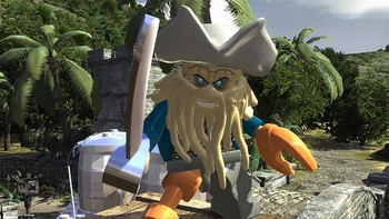 Screenshot4 - LEGO Pirates Of The Caribbean