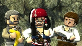 Screenshot7 - LEGO Pirates Of The Caribbean