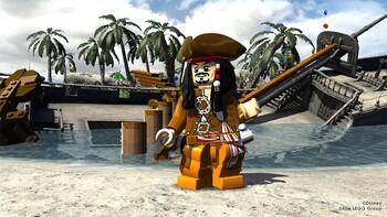Screenshot1 - LEGO Pirates Of The Caribbean