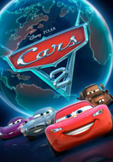 Cars 2 - Cover