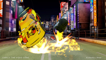 Screenshot2 - Cars 2