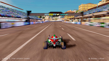 Screenshot3 - Cars 2